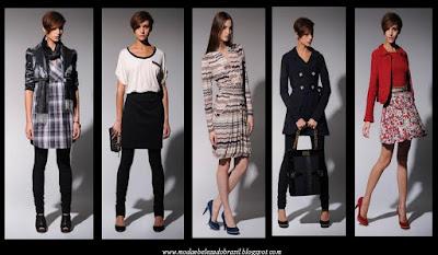 Coleção Outono Inverno moda Shop 126
