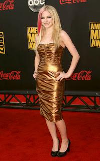 Avril Lavigne Tattoo Styles