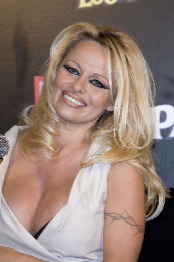 Barbed Wire Tattoo Designs. Pamela Anderson Tattoo Styles