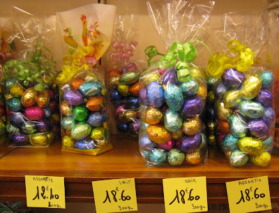 French Easter Eggs