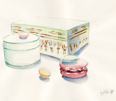 #114 - Laduree -Boxes