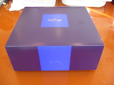 Lenotre Macaron box