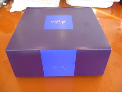 Lenotre Macaron box