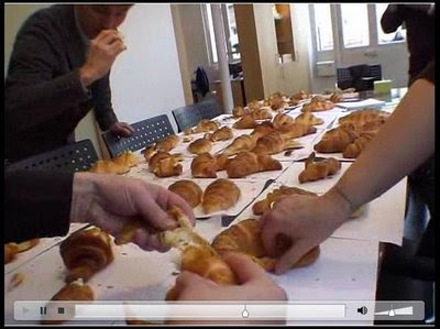 Figaro test tastes Paris' croissants