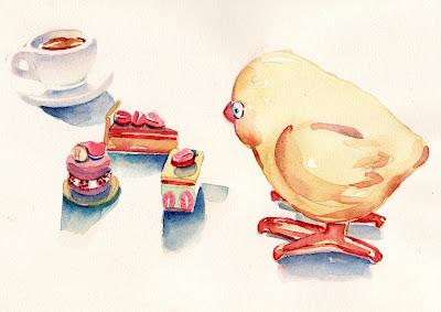 Pierre Herme Mini Desserts #125