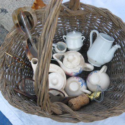 Provencal mini treasures