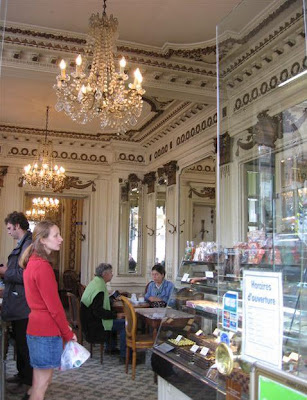 CADOR PATISSERIE interior