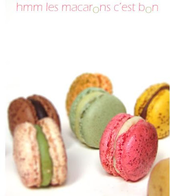 Pierre Herme macarons photo by Fanny Zanotti
