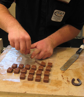 Chocolate demos