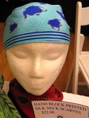 teapot headscarf