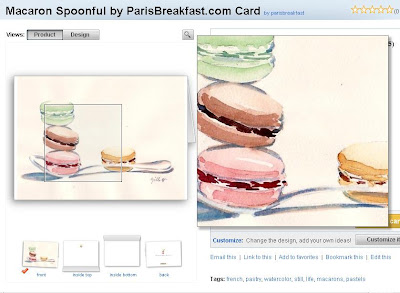 ParisBreakfast at ZAZZLE