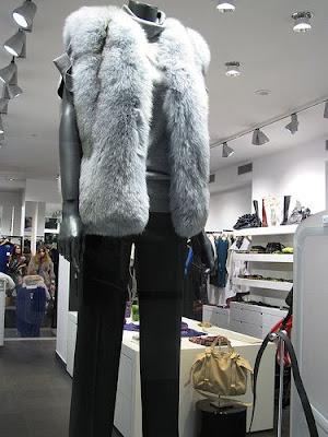 fur shrugs
