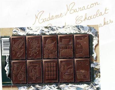 Bloc Le Chocolat