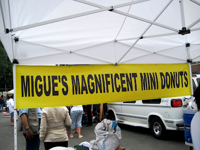 Migue's Magnificent Mini Donuts