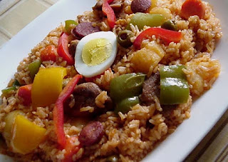 arroz a la Filipina