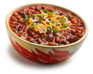 chili con gluten