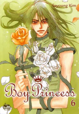 Boy Princess