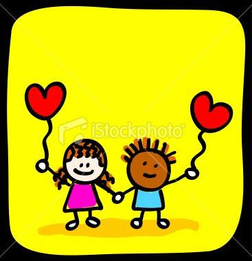lovers images clip art. clip art children holding