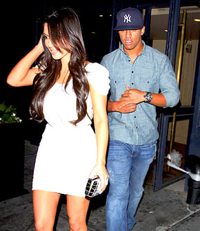 Celebs Chat  Kim Kardashian Snapped on Date With new boyfriend
