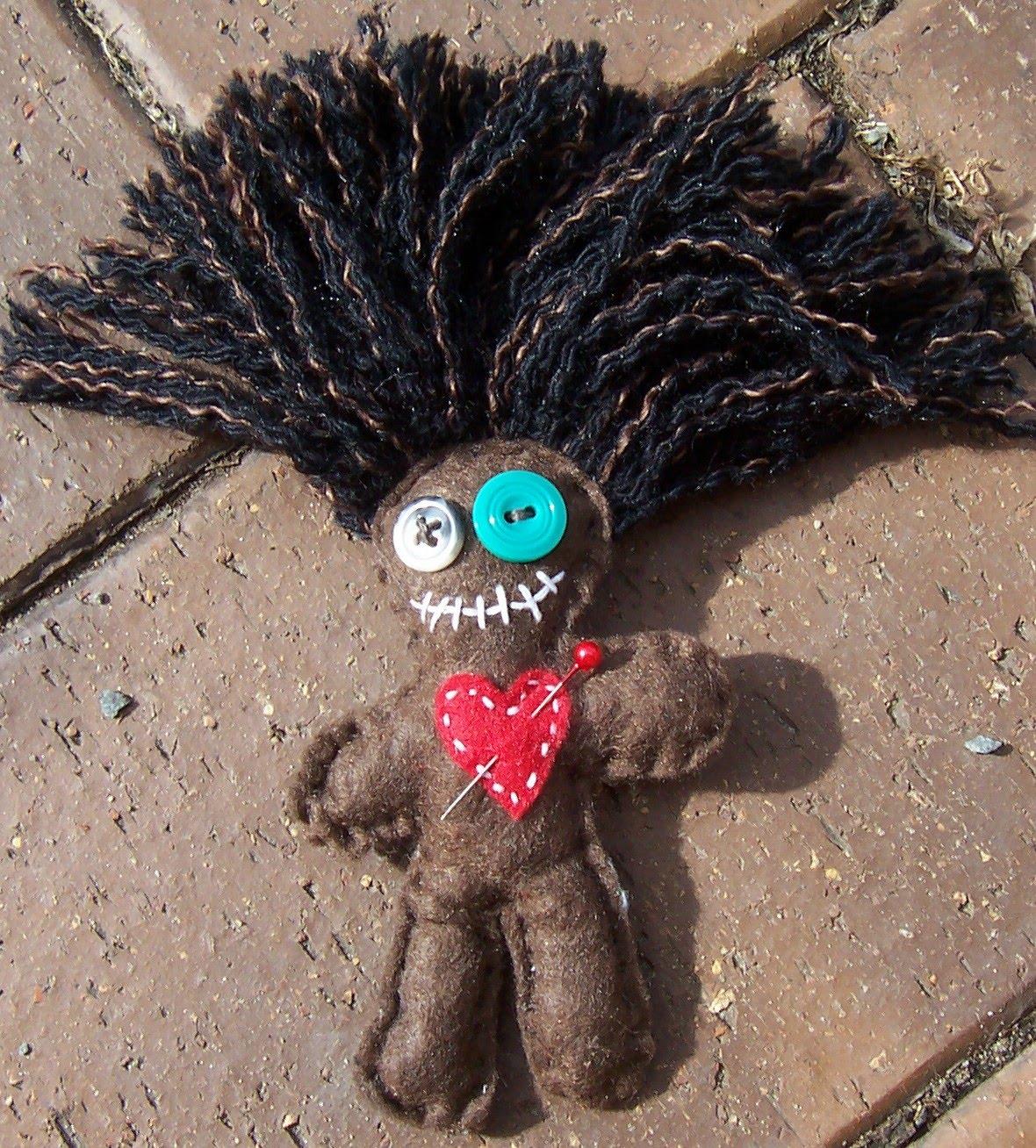 Как сделать куклу вуду своими руками: инструкция и фото 88