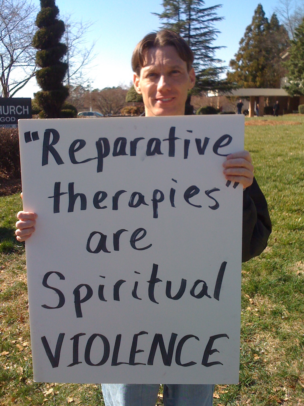 Reparative+Therapy+Violence Adult Video News even named him the No. 1 porn star of all time.