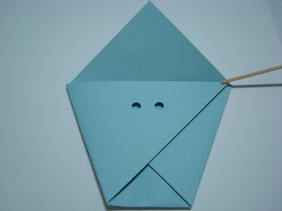 HOW TO MAKE ORIGAMI ENVELOPES