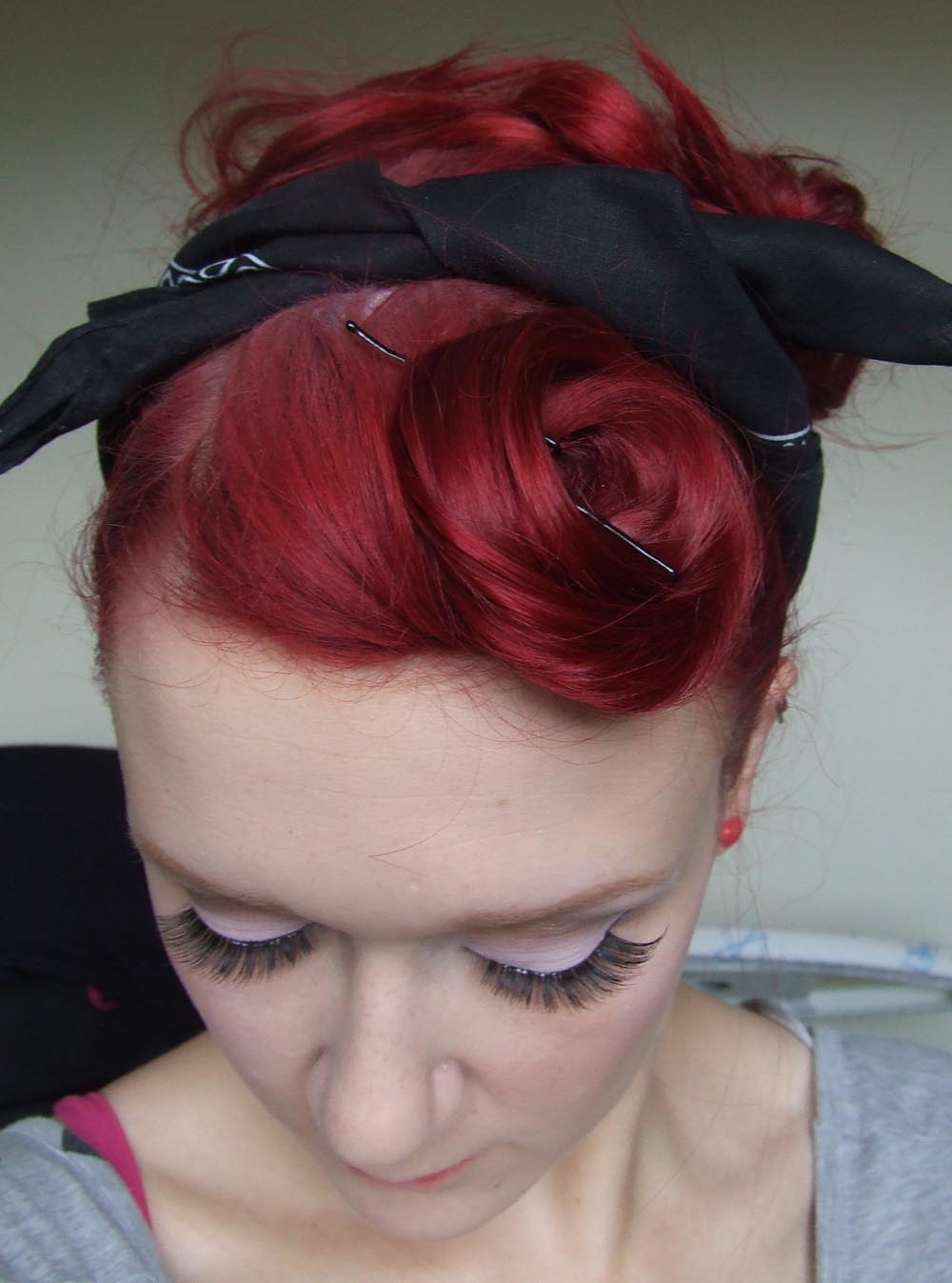 Stay beautiful robyn s rockin retro 3 cheaters pin up hair