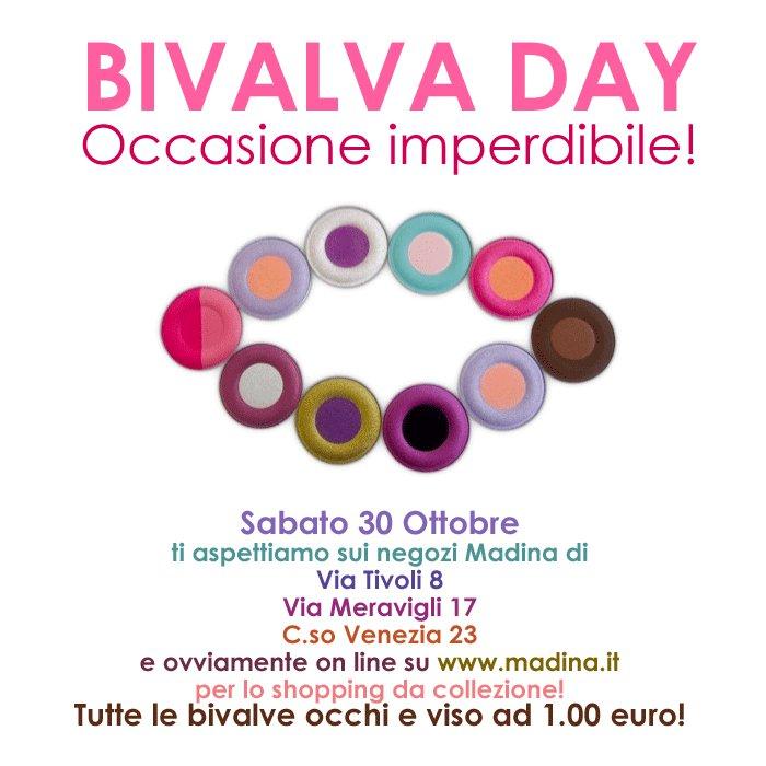 Madina Milano Cosmetics Madina Milano Bivalva Day