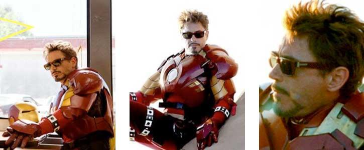 70f2c09cdb Iron Man 2 Sunglasses! Limited Edition Re-Release  VonZipper Fulton Red  Checks. Starts shipping Mid-April 2013.
