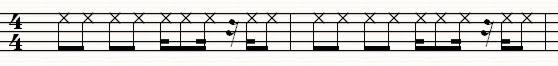 """Clave Ijexa II (arranque en """"3° tiempo"""")"""