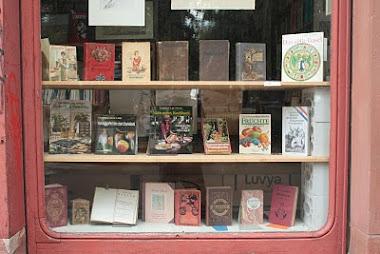 Schaufenster - Kochbücher