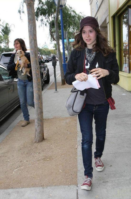 Ellen Page)