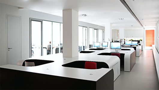 Modern Interior Design Office: The Office Interior Design