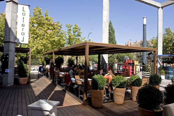 Madrid noche terrazas arturo soria plaza for Terrazas de verano madrid