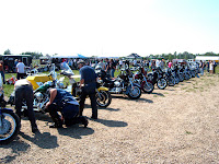The V-Twin Family Diner's Show 'n' Shine