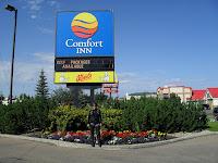 Comfort Inn West -Alberta