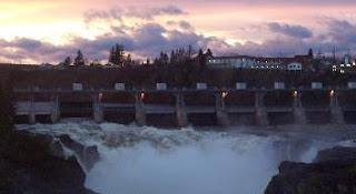 The Falls of Grand Falls