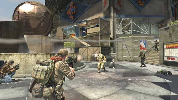 New screenshots for CoD: Black Ops 'First Strike' downloadable content pack