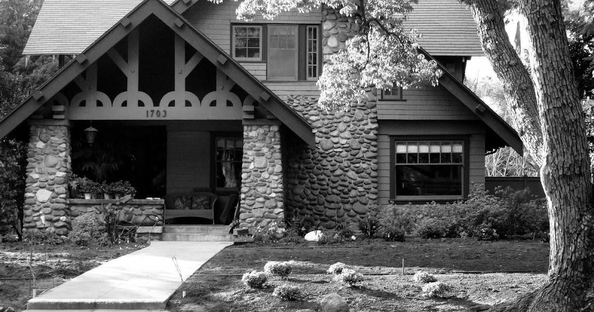 Glimpses of south pasadena the craftsman challenge round 4 for Pasadena craftsman homes