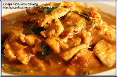 Assam Pork Curry