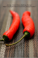Red Chilli Pepper (Cayenne Pepper) 红辣椒