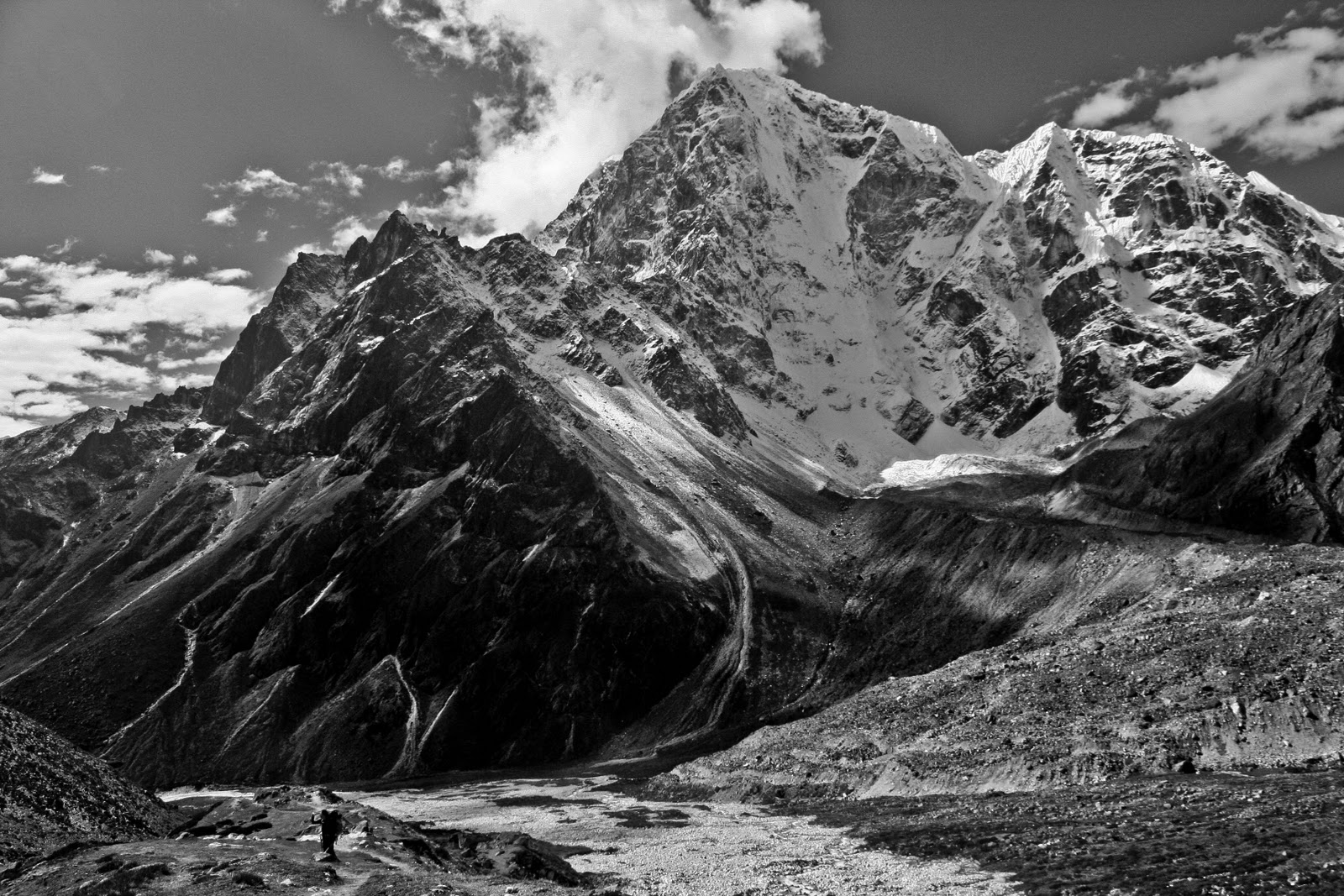 Expedition Kala Patthar: The Nepal Chronicles - Chapter 8valley head town