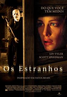 Filme Poster Os Estranhos DVDRip XviD Dual Audio & RMVB Dublado
