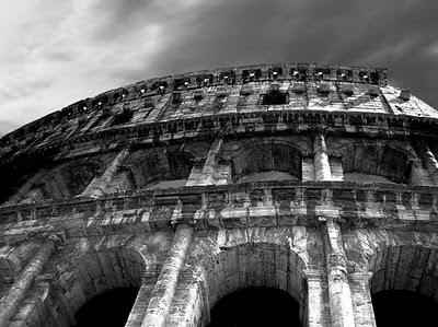 coliseum rome in italy