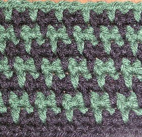 The Crochet Cabana Blog: Miranda Scarf done, new pattern chosen