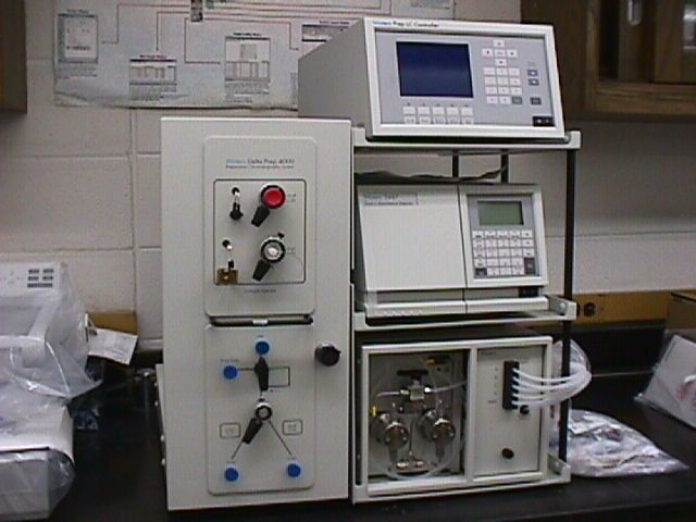 waters chromatography Waters corporation is a publicly traded analytical laboratory instrument and  software company  the company's first major break came when dow chemical  bought one of waters' first gel permeation chromatography instruments, dow.