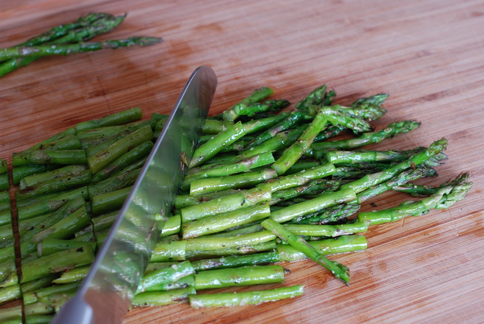 Risotto with Mascarpone, Fontina and Grilled Asparagus ...