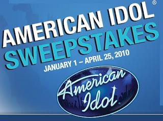Serta American Idol Sweepstakes
