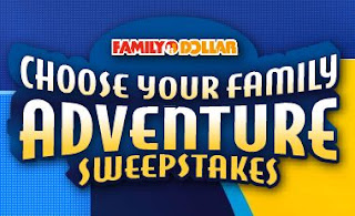 Family Dollar Choose Your Family Adventure