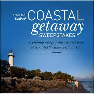 Seapak Coastal Getaway Sweepstakes